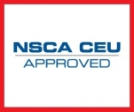 NSCA CSCS CEU Approved Provider